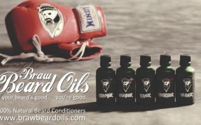 Braw Beard Oils Promo