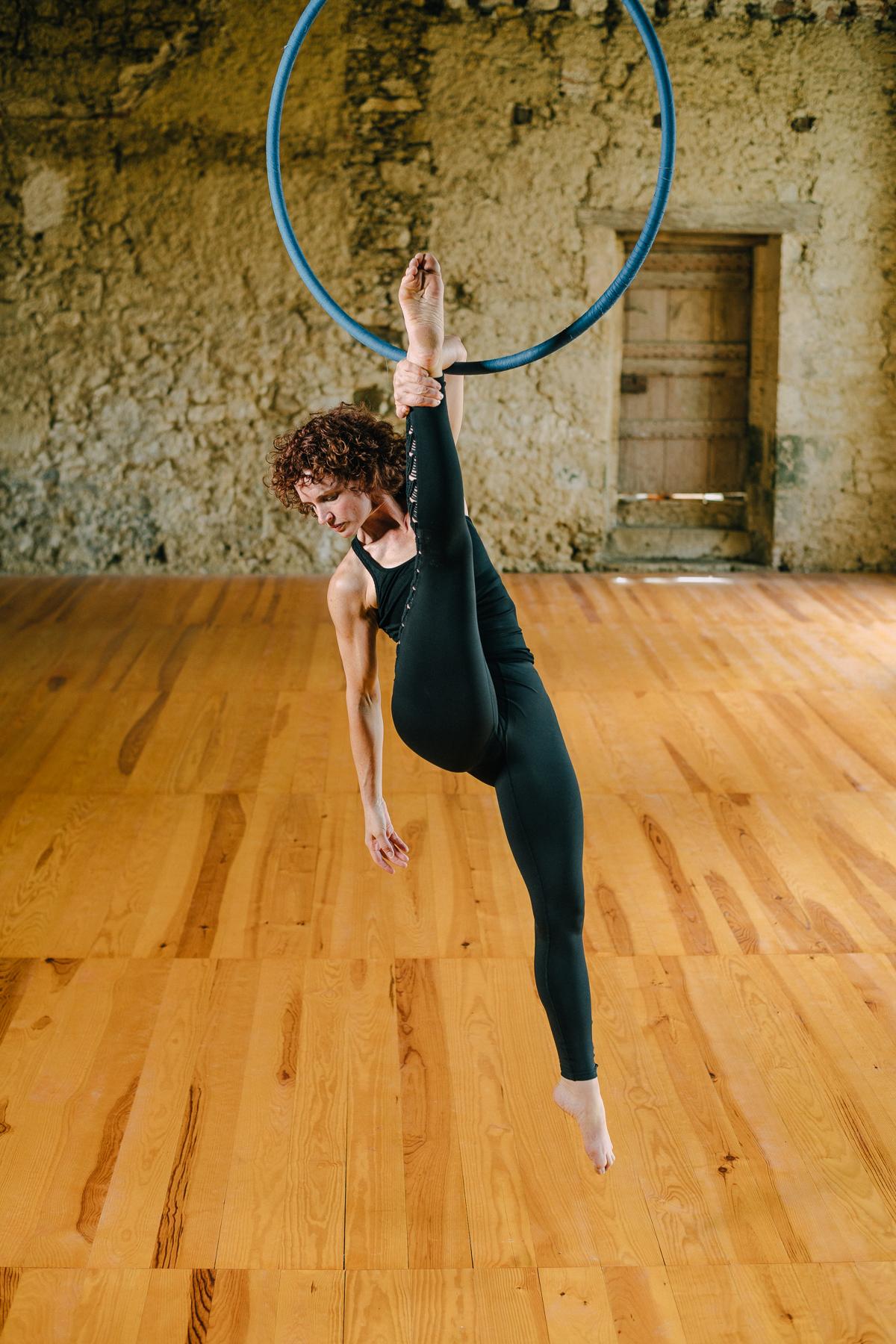 Noelle Lynne, Pilates & Hoop/Silks