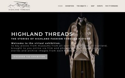 Highland Threads Goes Live